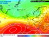 Previsione per Domenica e Lunedi : ondulazione atlantica verso l'Italia