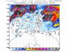 Precipitazioni totali attese sul Nord-Est, segno dei forti temporali in arrivo - WRF InMeteo.net