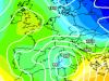 Ciclone mercoled' centrato sul Mediterraneo