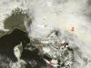 Ciclone sull'alto adriatico immortalato dal satellite