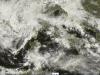 Scatto satellitare ore 10.30 - Depressione a largo della Francia meridionale