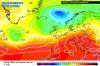 SITUAZIONE ATTUALE : alta pressione africana distesa su tutto il Mediterraneo