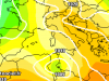Ciclone fra Algeria e Tunisia
