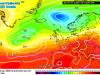 Alta pressione africana distesa sul Mediterraneo - GFS