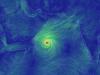Uragano nel mar arabico