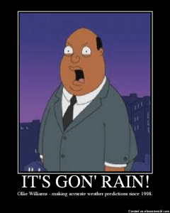 Ollie Williams