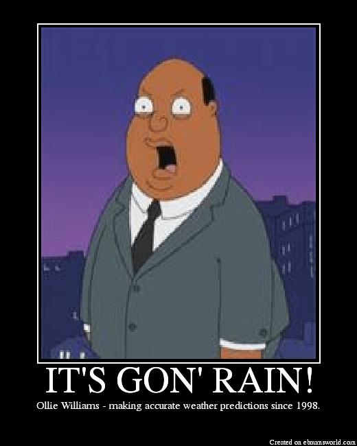 Domani piove si o no?