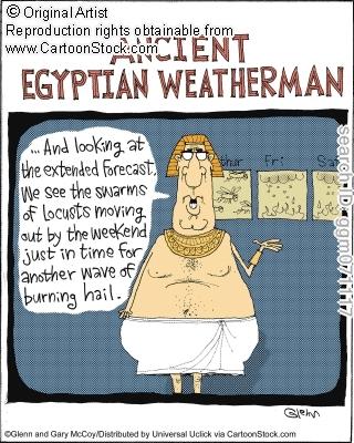 Previsioni dall'antico Egitto