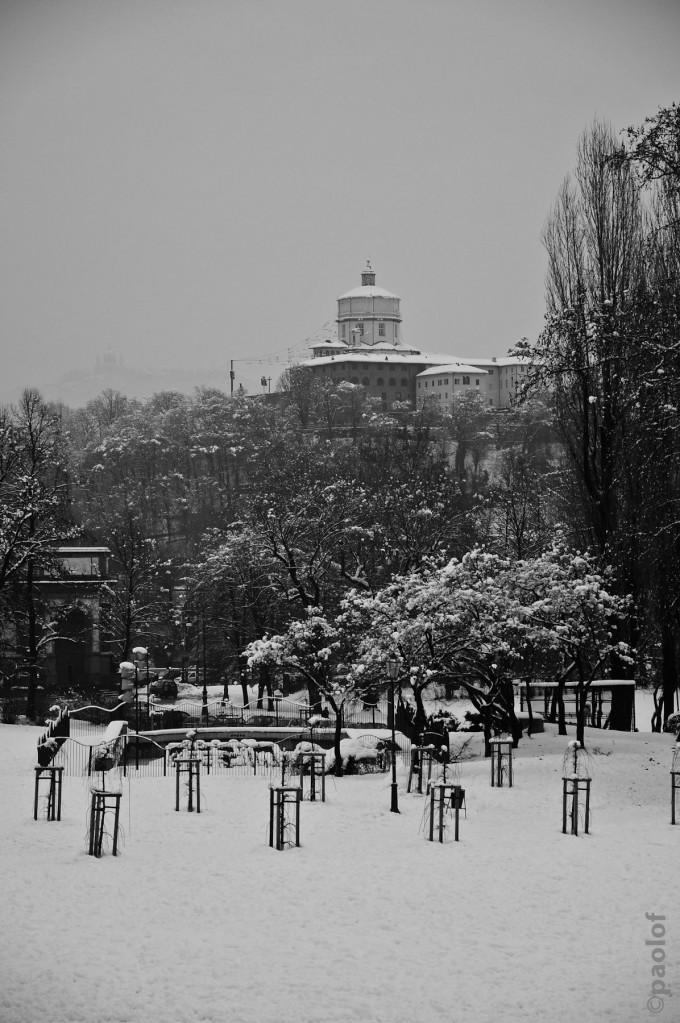 Torino, Parco del Valentino (Foto di Paolo Viviani)