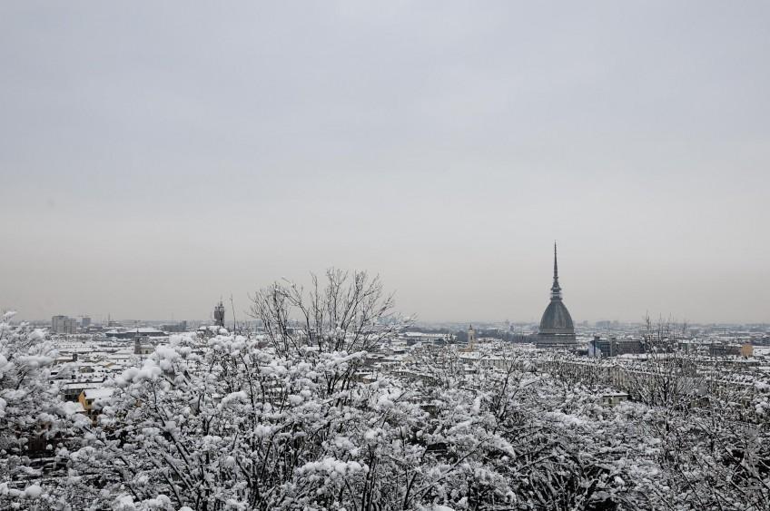 Torino, vista della Mole (Foto di Paolo Viviani)