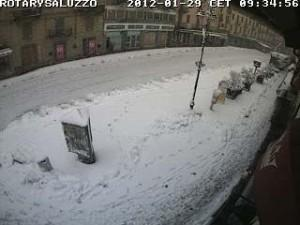 Webcam Saluzzo