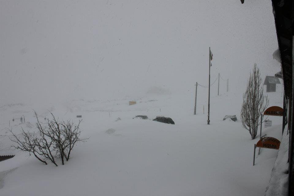 Rifugio Sapienza sull'Etna 3