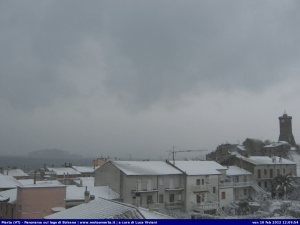 Webcam Marta (VT, Meteomarta.it)  ore 12