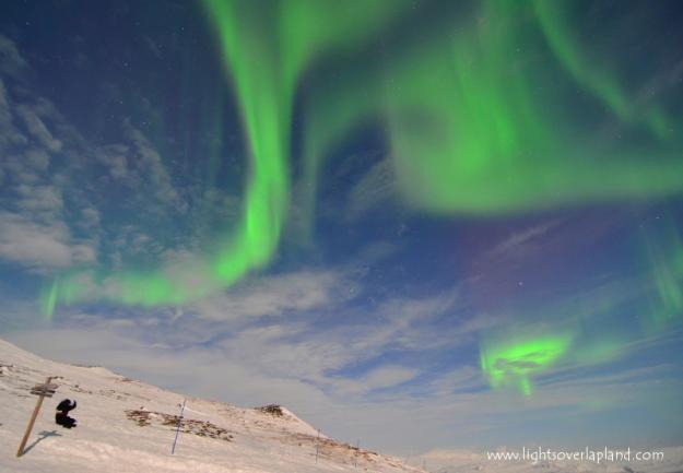 Aurora Boreale, lightsoverlapland.com