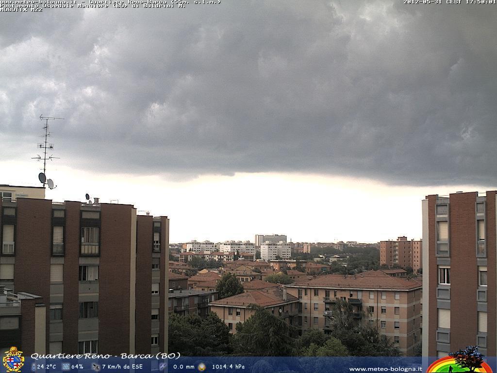 Meteo Emilia Romagna - temporale