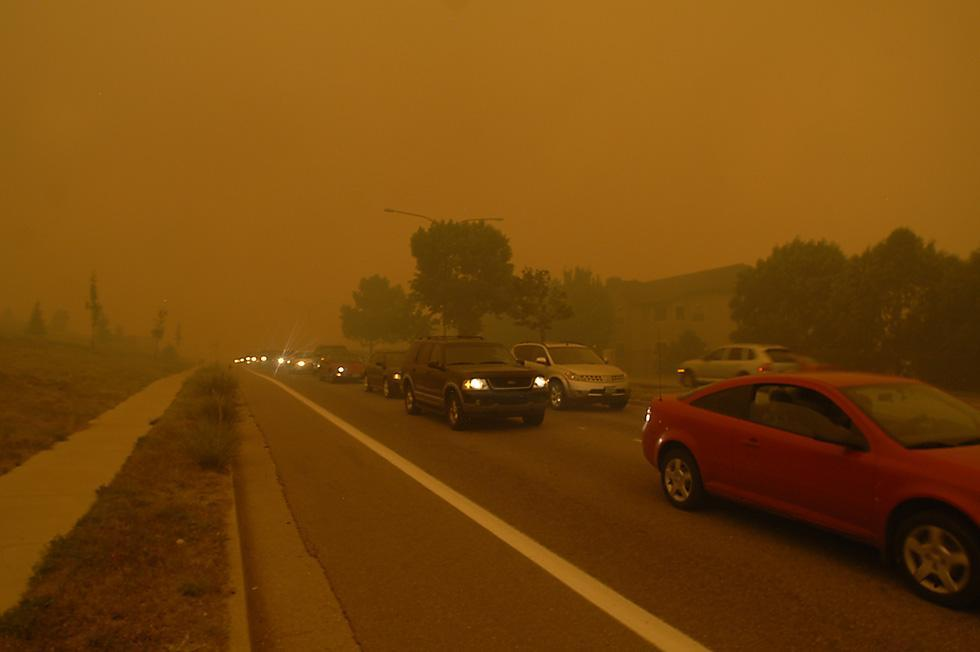 Incendi in Colorado