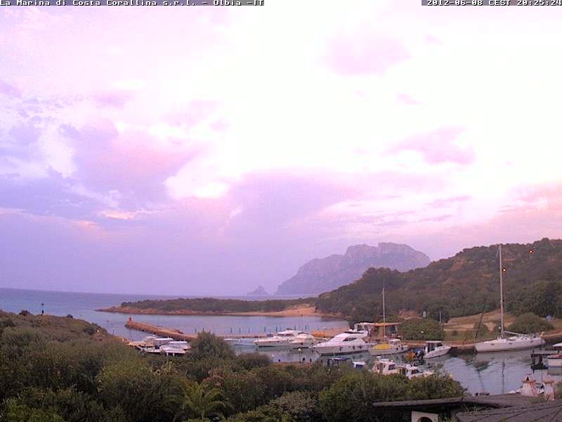 WebCam Olbia - Ondata di Caldo il Sardegna