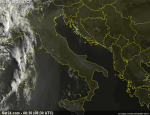 Meteo Italia - Satellite