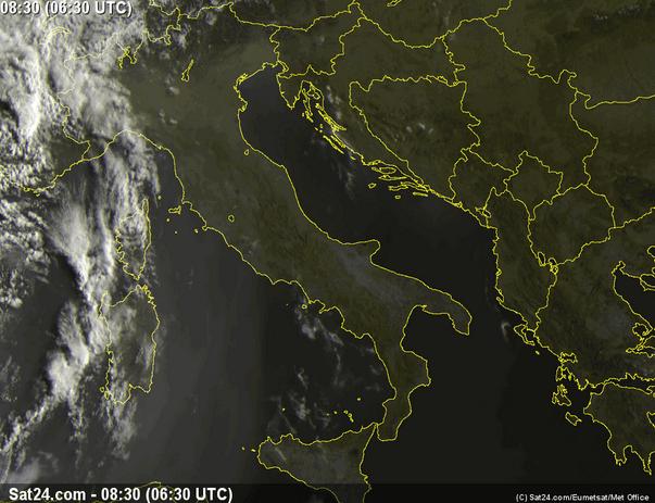 Meteo Italia - Satellite