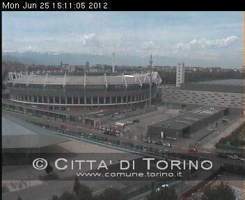 Meteo Piemonte - Webcam Torino