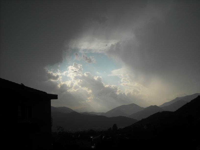 Il sole dopo il temporale