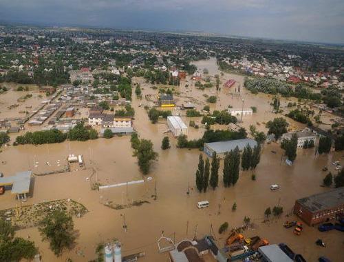 Russia Alluvione 7 Luglio 2012