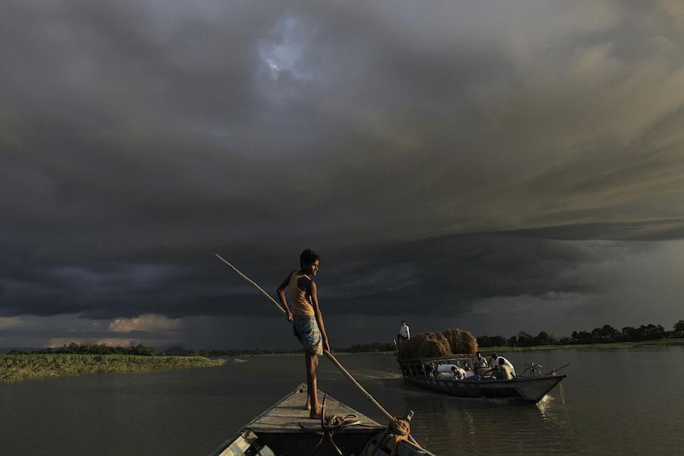 Alluvione storica in India