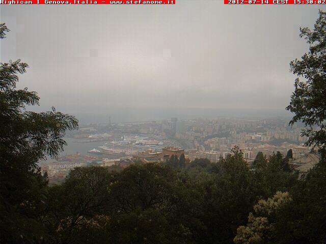 Meteo Liguria : webcam di Genova