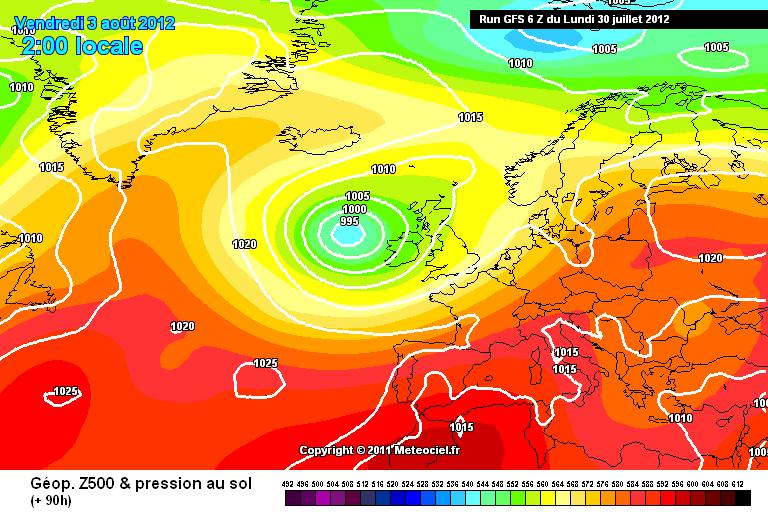 Meteo Settimana: ancora alta pressione dominante sull'Italia