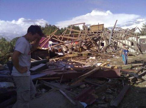 Tornado polonia 14 Luglio 2012