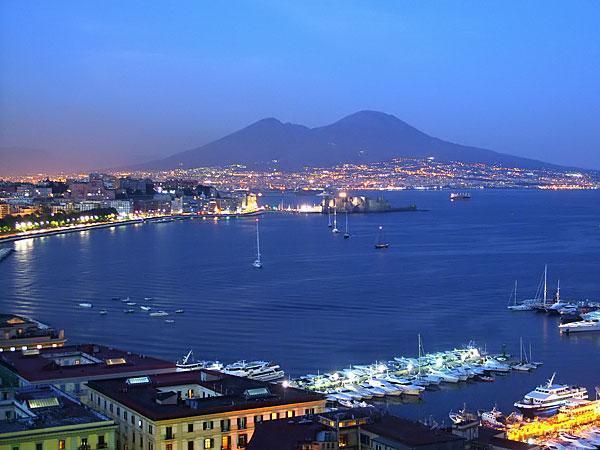 Previsioni meteo Napoli 17-18-19 Agosto 2012 Molto caldo