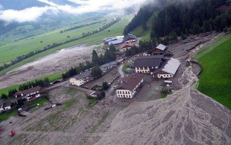 Alto Adige: Nubifragio 4-5 Agosto 2012