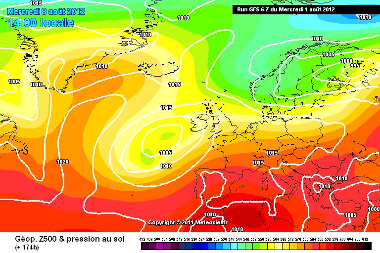 Caldo, spesso intenso, probabilmente fino al 15 Agosto al Centro-Sud
