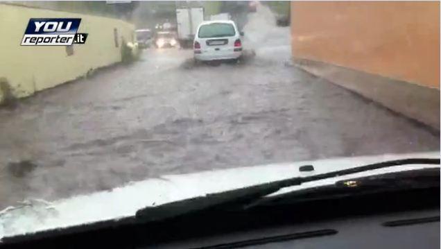 temporale roma