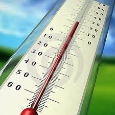 Temperature Massime 19 Agosto 2012