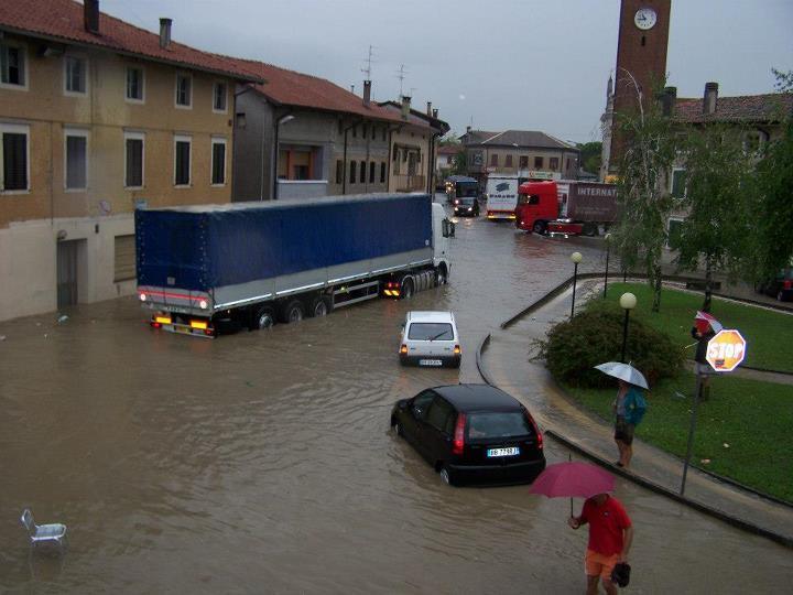 Nubifragi Friuli Venezia Giulia