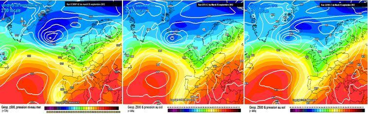 previsioni meteo a medio termine