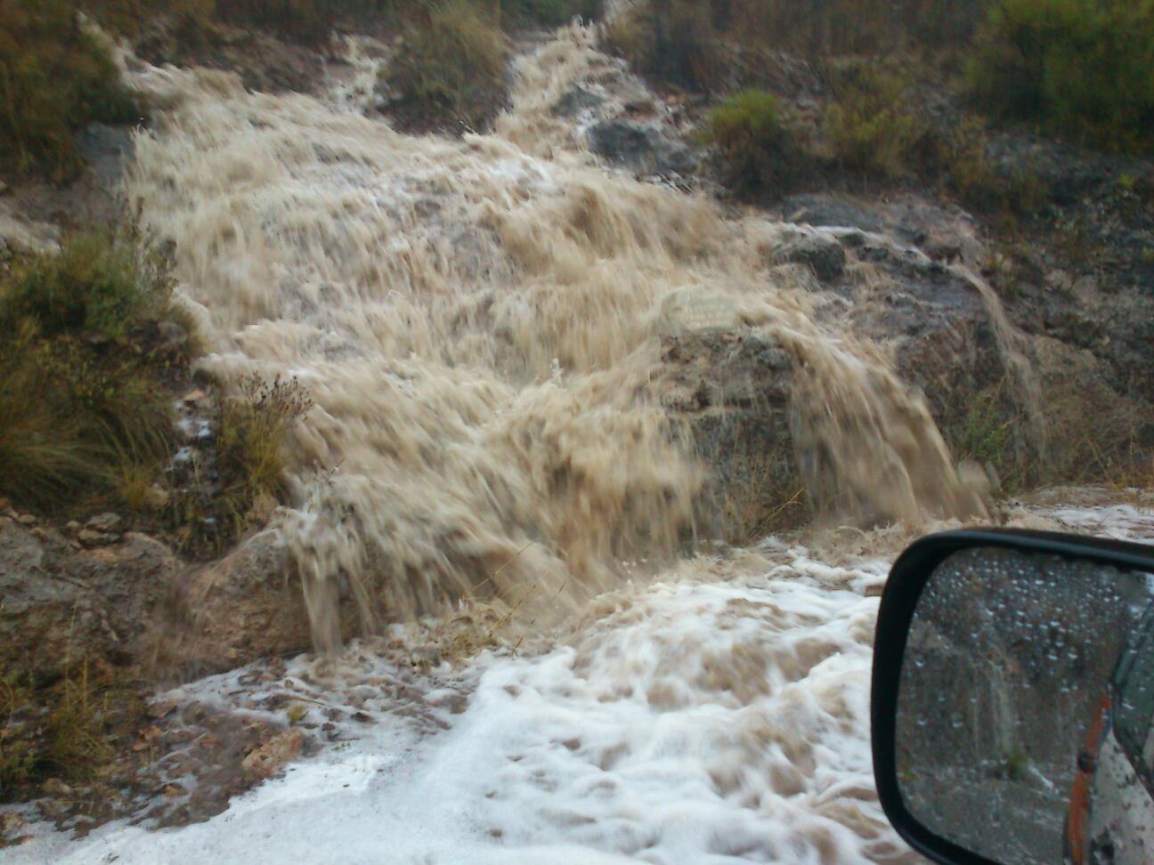 Aluvione Malaga