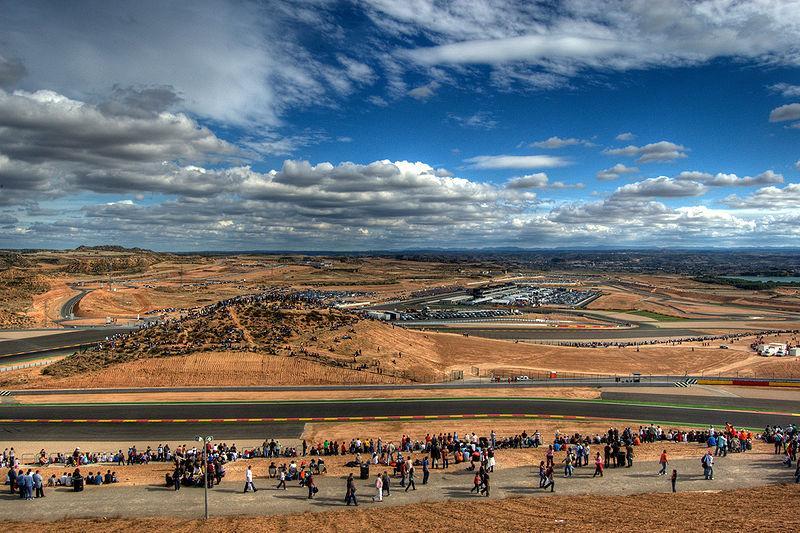 Motogp Aragon: il tempo migliorerà in vista della gara di Domenica