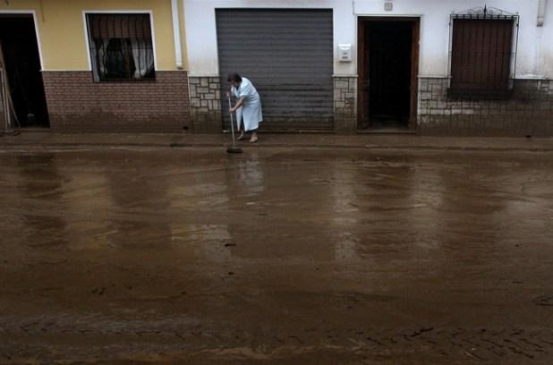 Aggiornamenti Alluvione Spagna