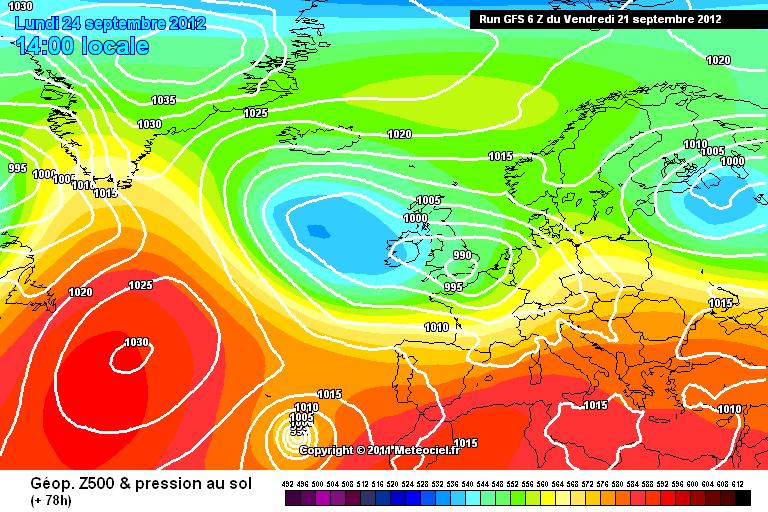 Maltempo al Nord Lunedì? Si aprirà un periodo più instabile per il Settentrione