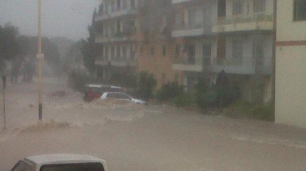 Alluvione Malta 3 Settembre 2012