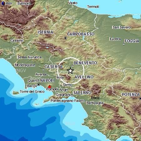 Ingv terremoto oggi 26 settembre 2012 inmeteo for Ingv lista terremoti di oggi
