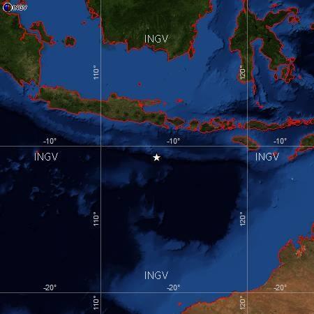Indonesia Terremoto 6.4