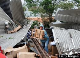 Danni del maltempo in Paraguay