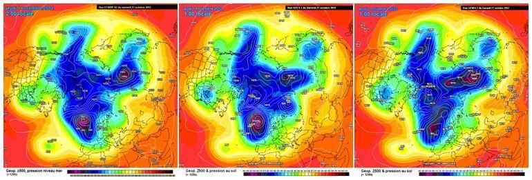 Previsioni meteo a lungo termine: Artico e Atlantico?
