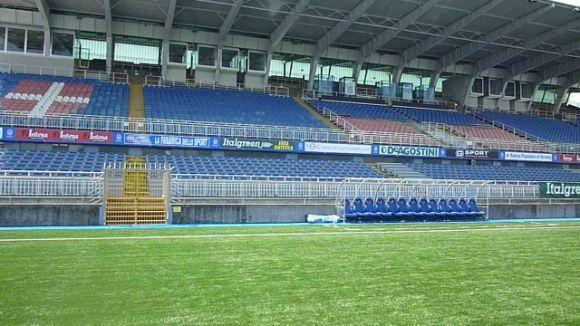 Novara-Brescia Serie B 13 Ottobre 2012