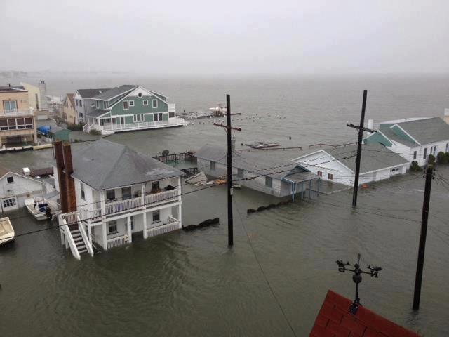 Uragano New York 30 Ottobre 2012