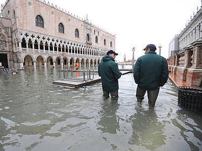 ALLERTA METEO MALTEMPO Venezia 31 Ottobre 2012