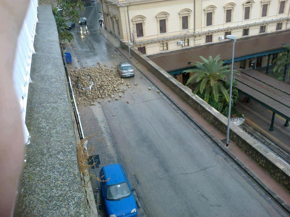 SICILIA MALTEMPO 24-25 OTTOBRE 2012